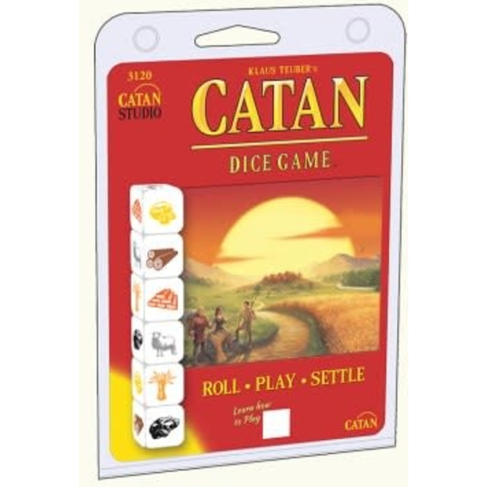 Catan Studio Catan Dice Game