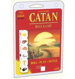 Catan Studio Catan Dice Game (Clamshell)