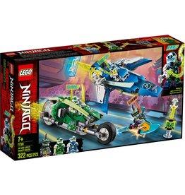 LEGO LEGO Ninjago Jay and Lloyd's Velocity Racers