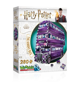 Wrebbit 3D Harry Potter The Knight Bus 280p (Damage Discount)