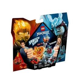 LEGO LEGO Ninjago Spinjitzu Slam Kai vs Samurai