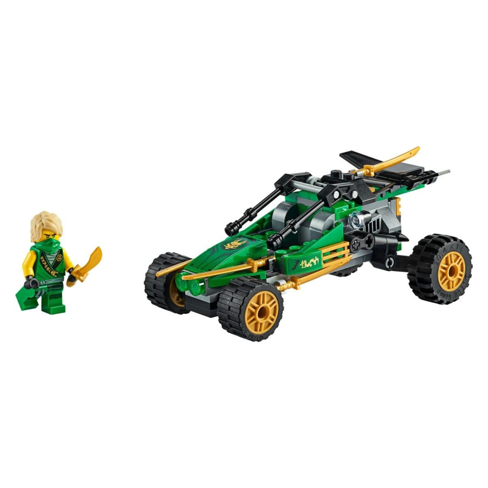 LEGO LEGO Ninjago Jungle Raider