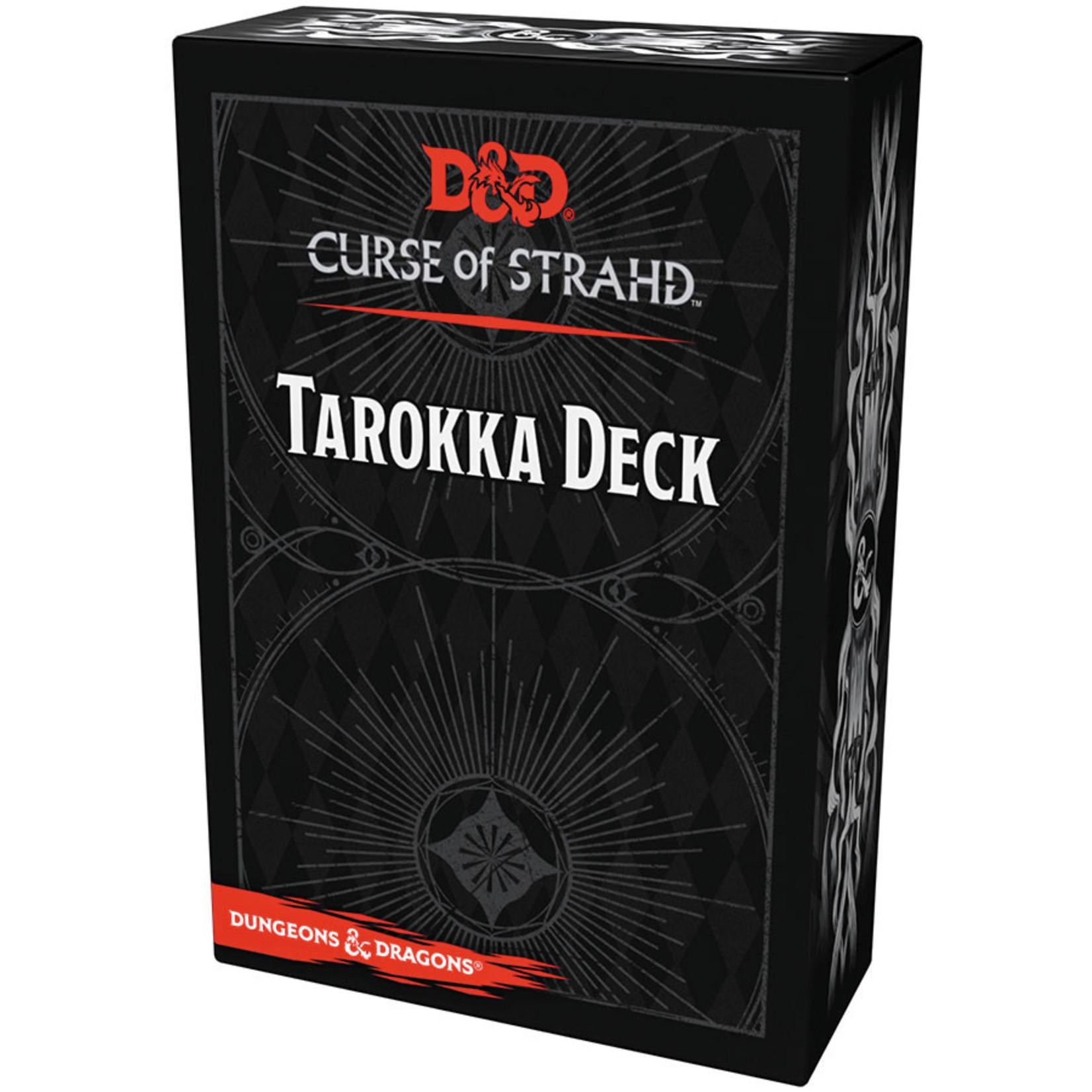 Gale Force Nine D&D 5e Tarokka Deck