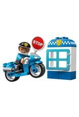 LEGO LEGO Duplo Police Bike