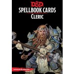 Gale Force Nine D&D 5e Spellbook Cards - Cleric