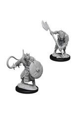 WizKids Pathfinder Minis (unpainted): Gnolls Wave 3, 72582