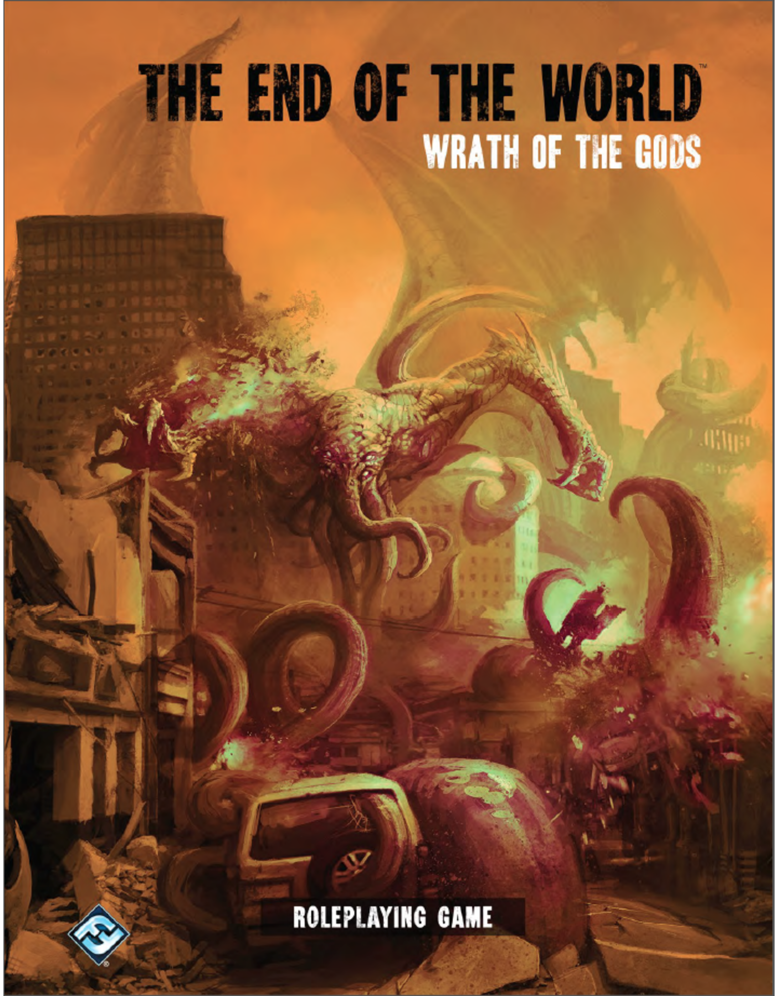 Fantasy Flight Games End of the World Wrath of the Gods