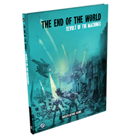 Fantasy Flight Games End of the World Revolt of the Machines