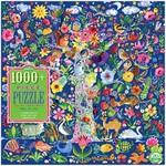 Eeboo Tree of Life - 1000 Piece Jigsaw Puzzle