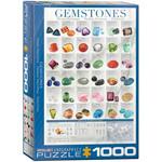 Eurographics Gemstones - 1000 Piece Jigsaw Puzzle