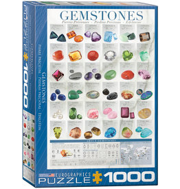 Eurographics Gemstones 1000pc Puzzle