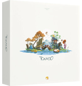 Asmodee Tokaido Collector's Accessory Pack