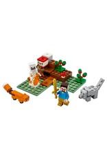 LEGO LEGO Minecraft The Taiga Adventure