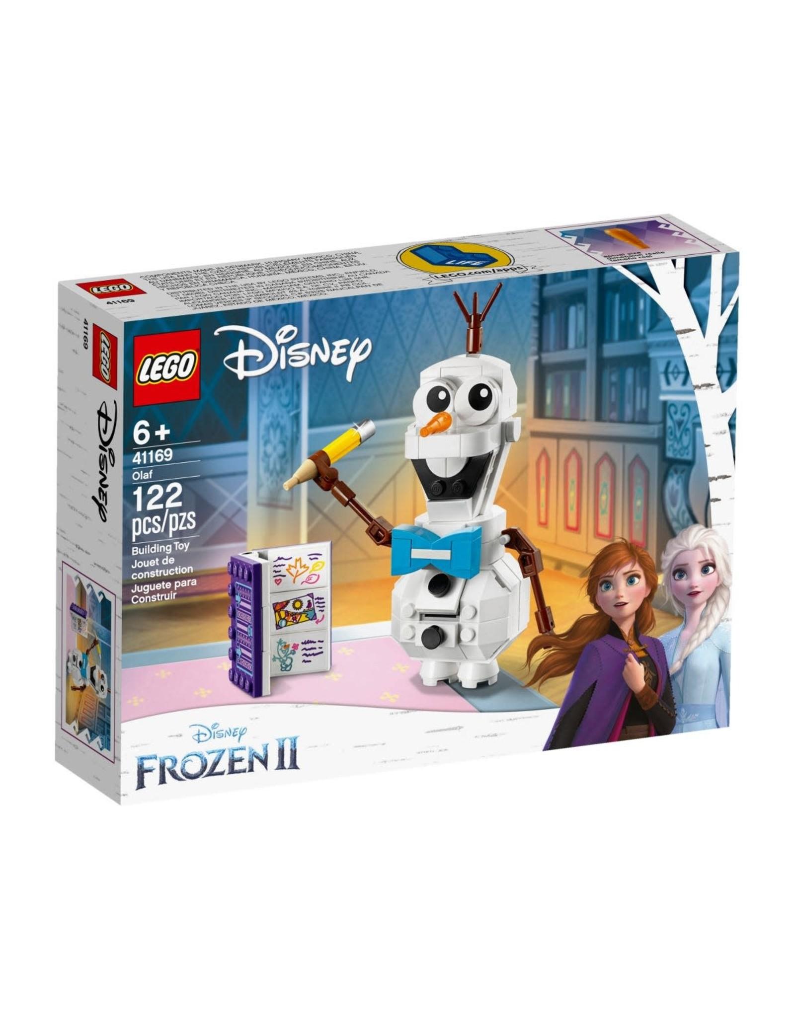 LEGO LEGO Disney Frozen Olaf