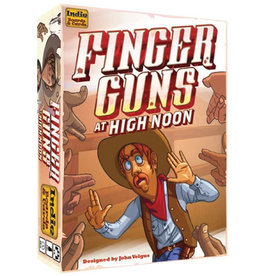 Indie Boards & Cards Finger Guns At High Noon