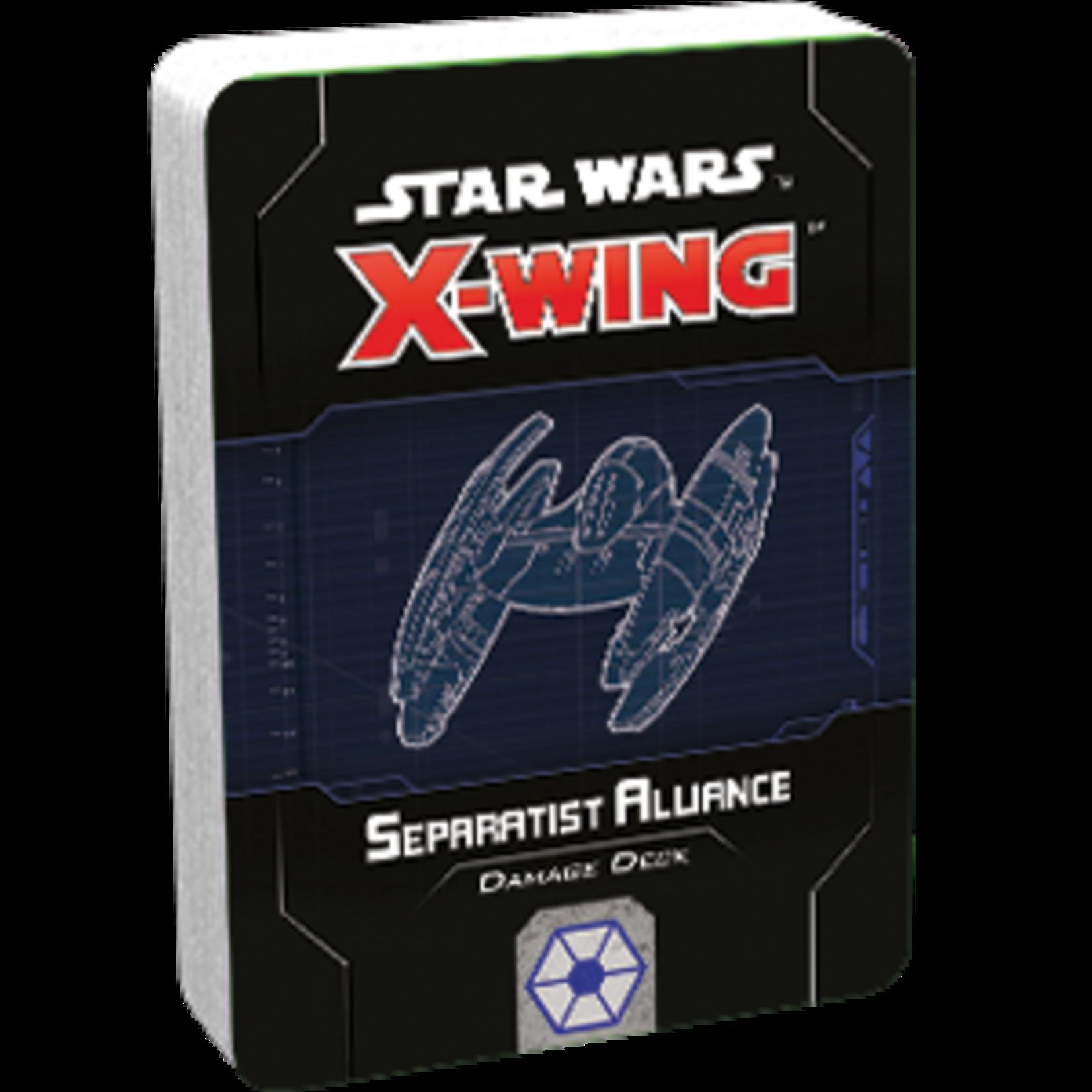 Fantasy Flight Games Star Wars X-Wing 2nd Edition: Separatist Alliance Damage Deck Expansion Pack