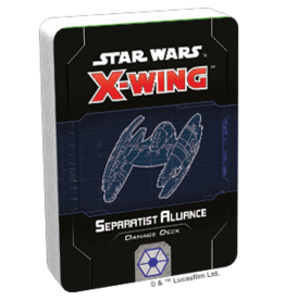 Fantasy Flight Games SW X-Wing 2E Separatist Alliance Damage Deck