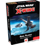 Fantasy Flight Games SW X-Wing 2E Rebel Conversion