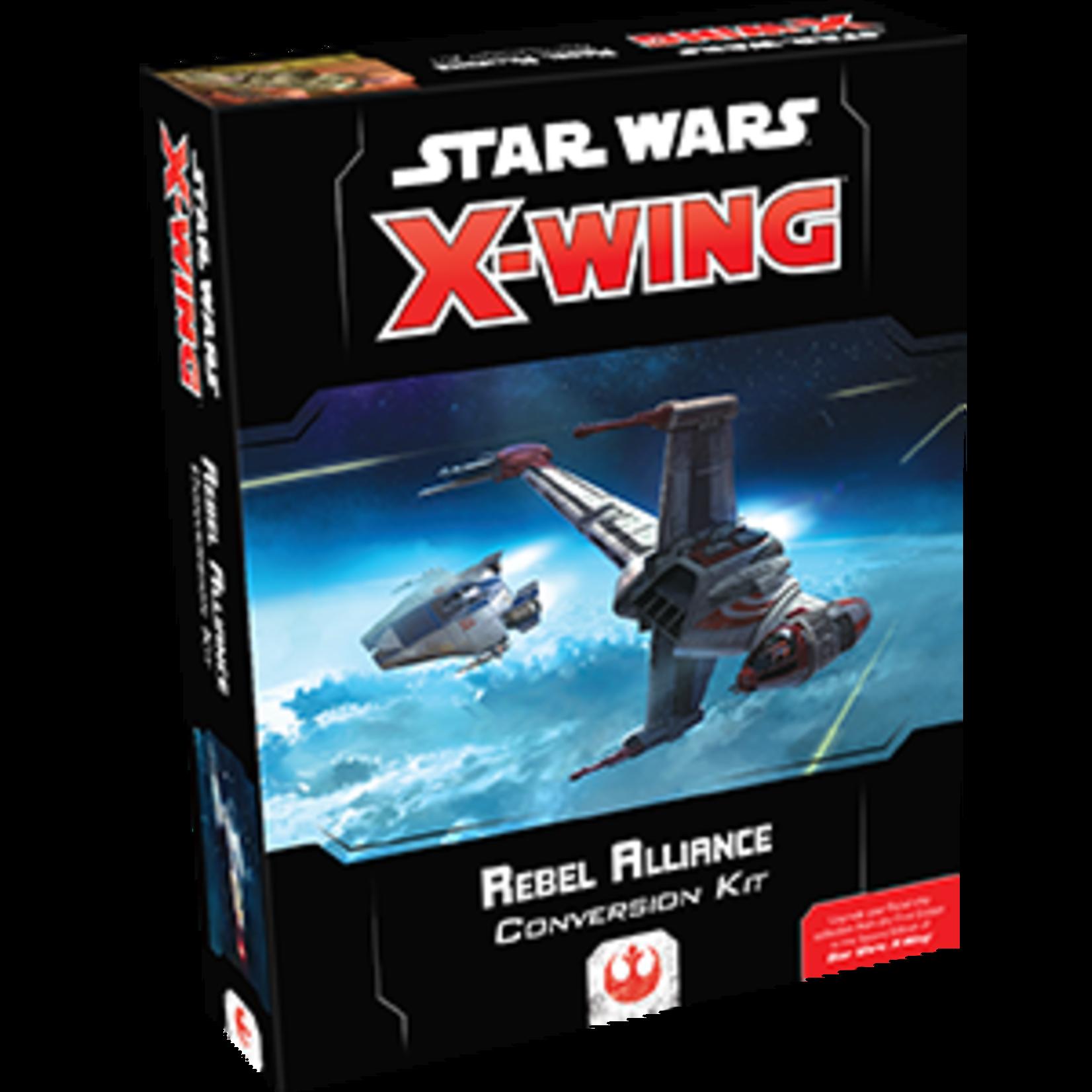 Fantasy Flight Games Star Wars X-Wing 2nd Edition: Rebel Conversion Kit (Expansion)