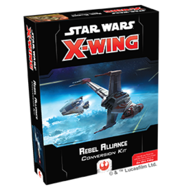 Fantasy Flight Games SW X-Wing 2E Rebel Conversion