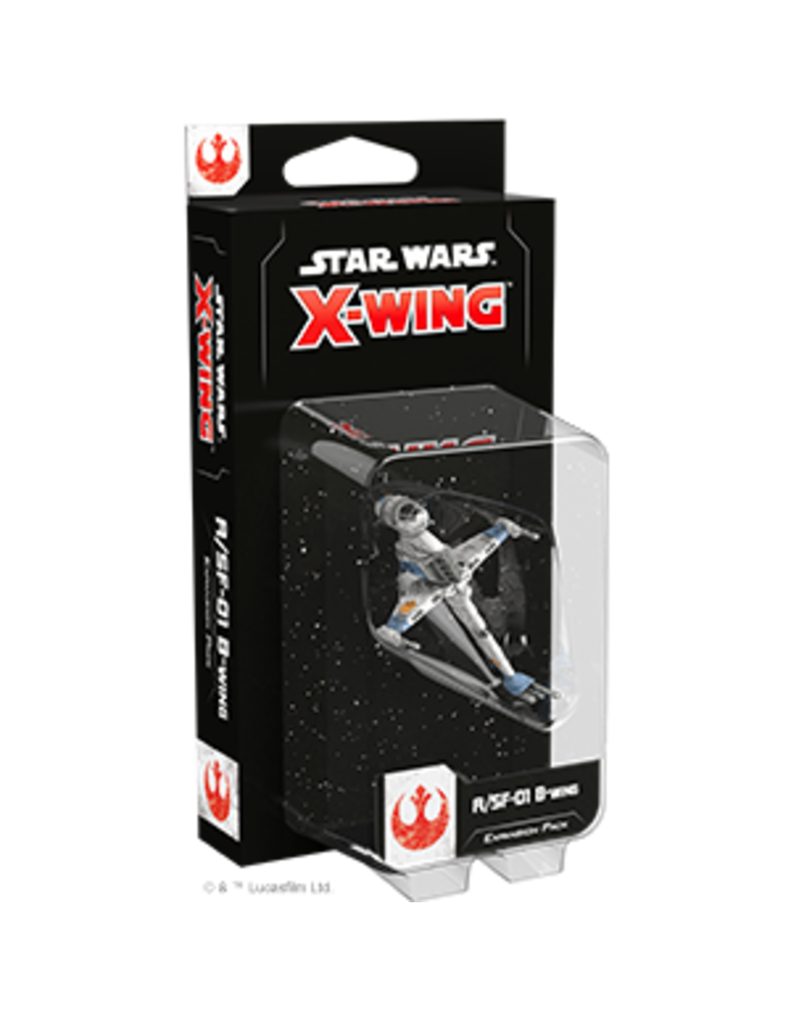 Fantasy Flight Games Star Wars X-Wing 2nd Edition: A/SF-01 B-Wing Expansion Pack