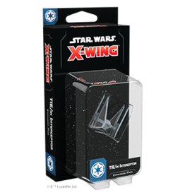 SW X-Wing 2E TIE/in Interceptor Expansion Pack