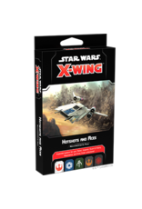 Fantasy Flight Games Star Wars X-Wing 2nd Edition: Hotshots and Aces Expansion Pack