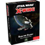 Fantasy Flight Games Star Wars X-Wing 2E Scum Conversion