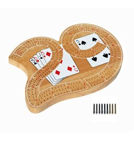 Wood Expressions Classic 29 Cribbage Set