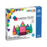 Magna-Tiles Magna-Tiles Clear Colors 32p Set