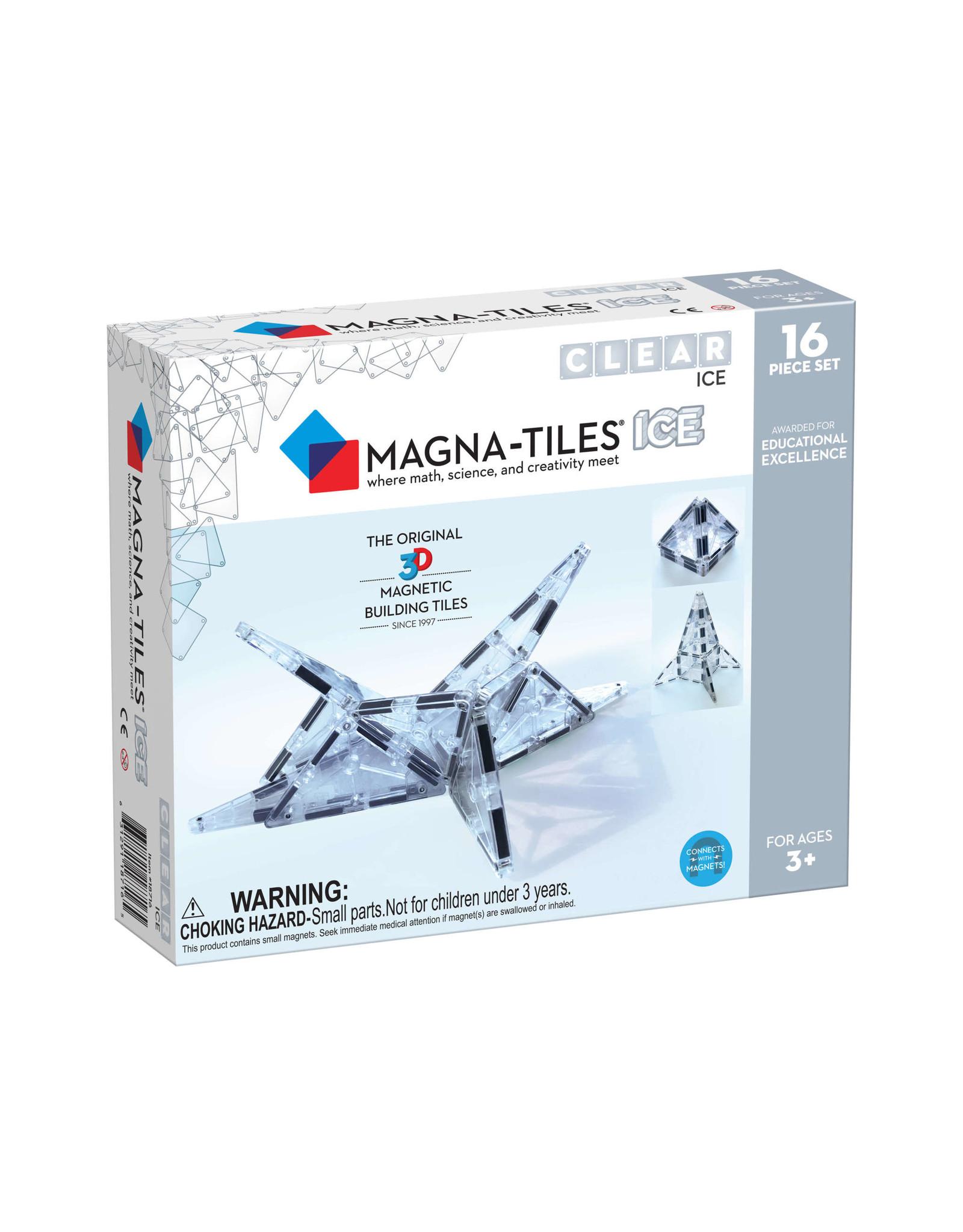 Magna-Tiles Magna-Tiles ICE 16 pieces