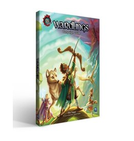 Renegade Wardlings Campaign Guide (5e Compatible)