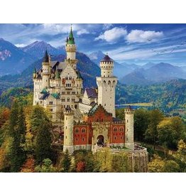 White Mountain Puzzles Neuschwanstein Castle 1000p