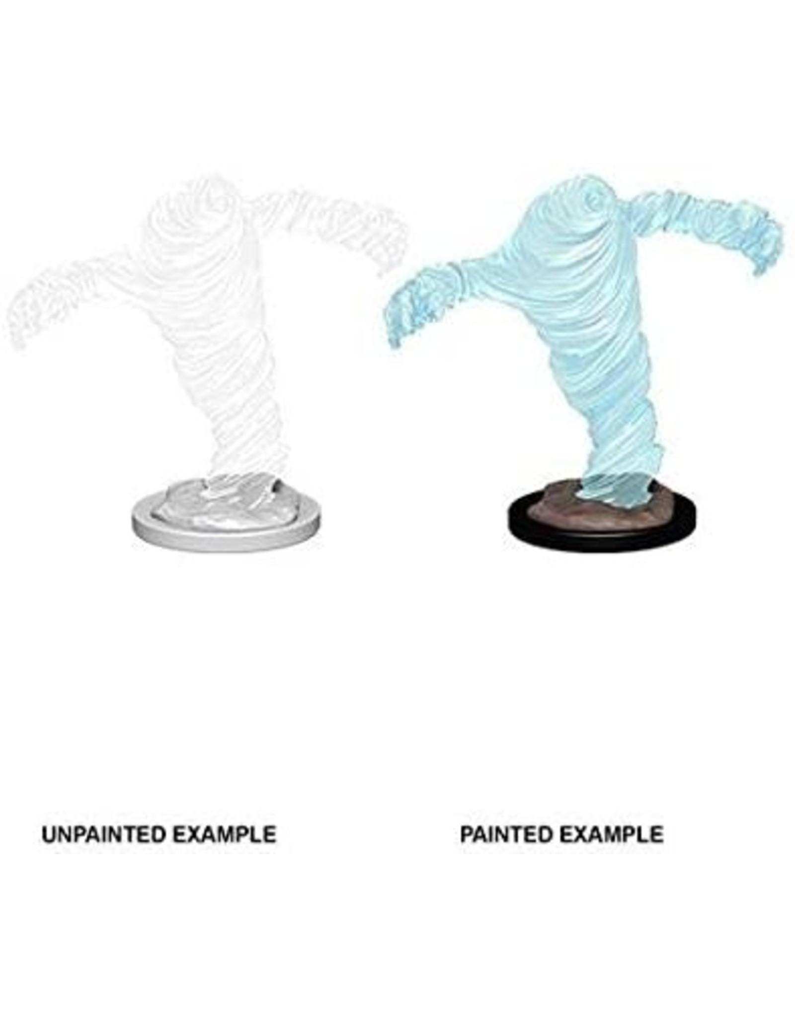 WizKids Pathfinder Minis (unpainted): Medium Air Elemental Wave 5, 73356