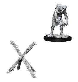 WizKids Pathfinder Minis (unpainted): Assistant & Torture Cross Wave 6, 73424