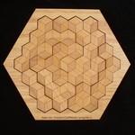 Creative Crafthouse Hexagon 10