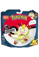 Mega Construx Mega Construx Pokémon Meowth