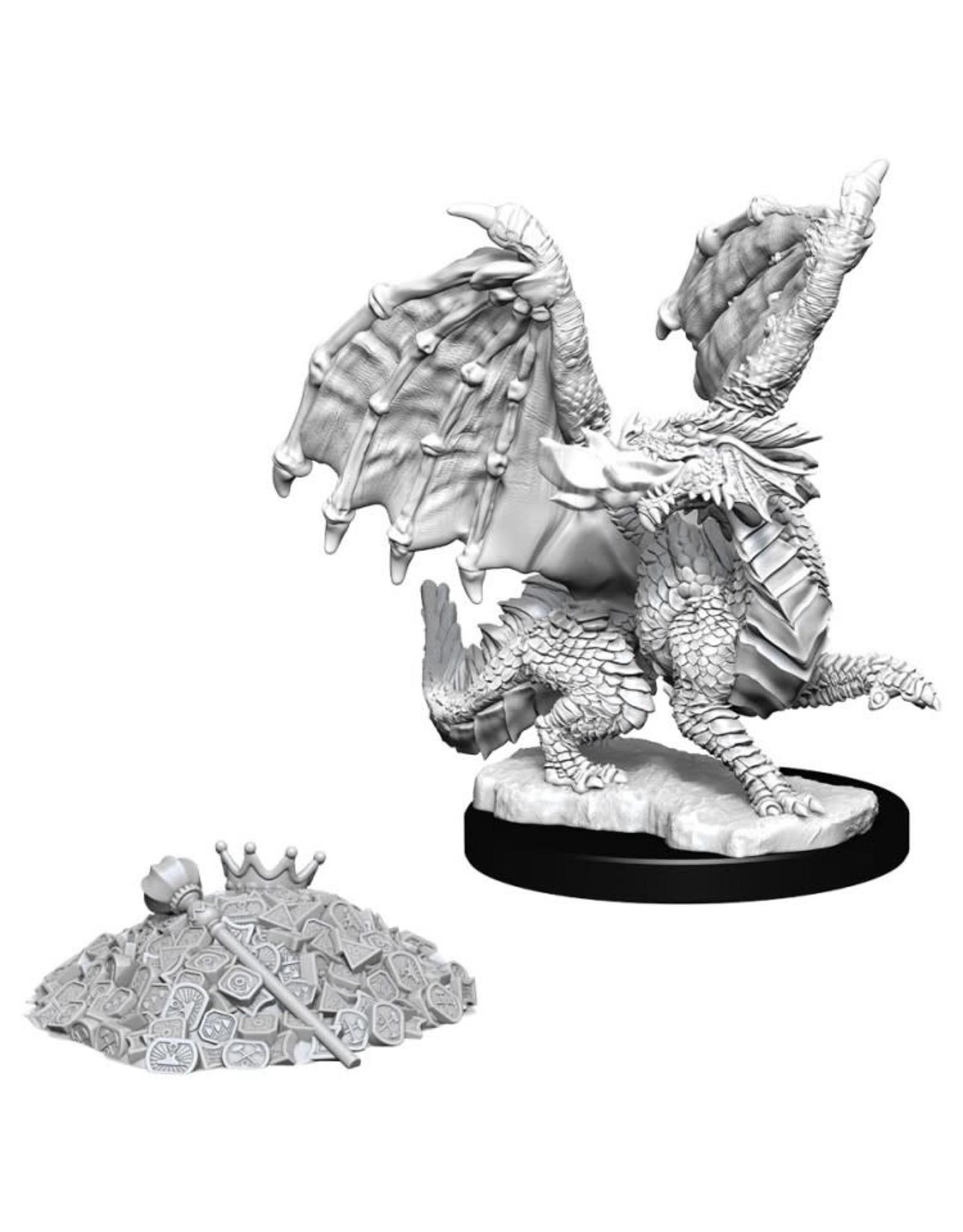 WizKids D&D Minis (unpainted): Red Dragon Wyrmling Wave 10, 73851