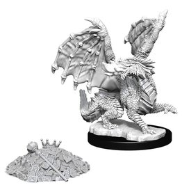 WizKids D&D Minis (unpainted): Red Dragon Wyrmling Wave 10, 73851