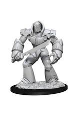 WizKids D&D Minis (unpainted): Iron Golem Wave 10, 73842