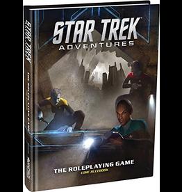 Modiphius Star Trek Adventures: Core Rulebook