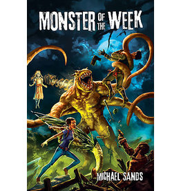 Evil Hat Productions Monster of the Week
