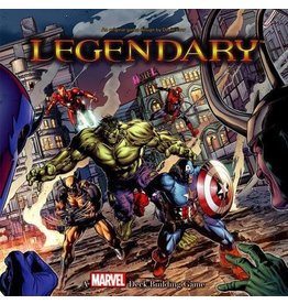 Upper Deck Legendary Marvel DBG