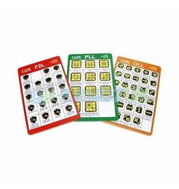 SpeedCubeShop Cubing Algorithm Cards