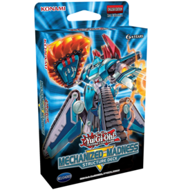Yu-Gi-Oh YGO: Mechanized Madness Structure Deck