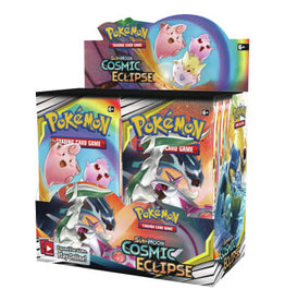 Pokémon Pokémon Cosmic Eclipse Booster Box