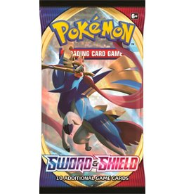 Pokémon Pokémon Sword & Shield Booster Pack