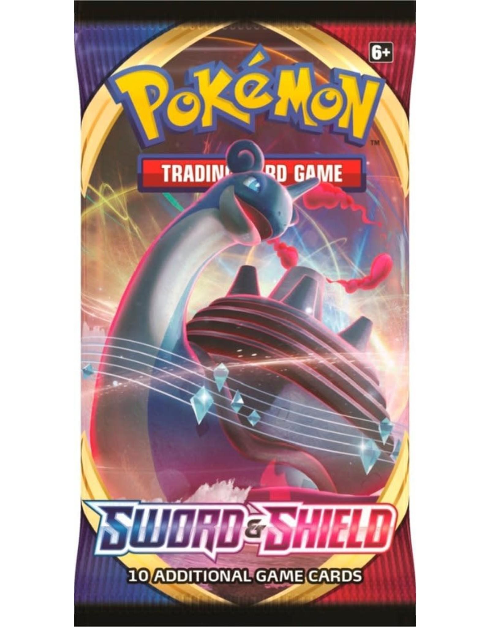 Pokémon Pokémon Sword & Shield Booster Pack