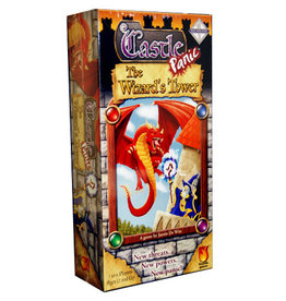 Fireside Games Castle Panic The Wizards Tower