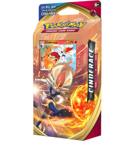 Pokémon Pokémon Sword & Shield Theme Deck Cinderace